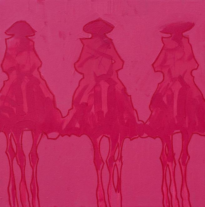 Duke Beardsley, Vaqueros Brillantes- Rosa