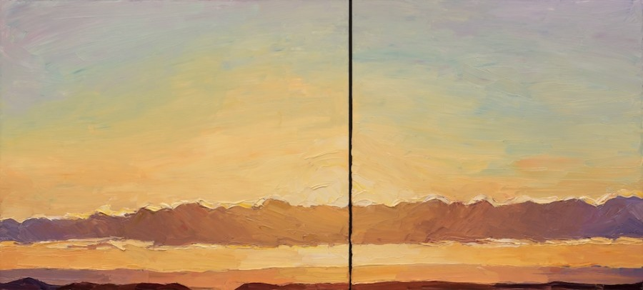 Jivan Lee, Santa Fe Sunset 2