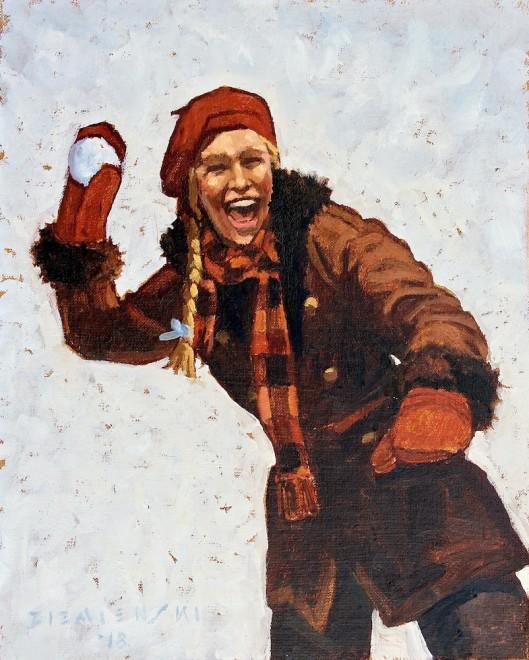 Dennis Ziemienski, Snowball