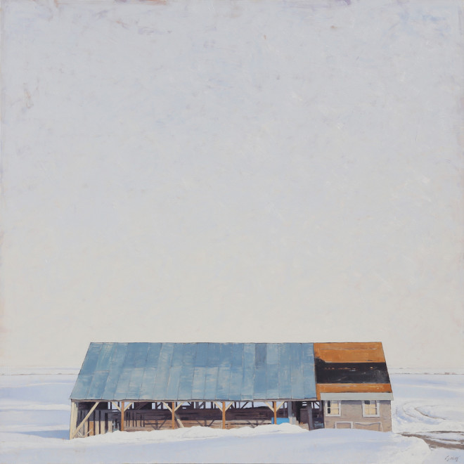 Jared Sanders, Under the Winter Sky