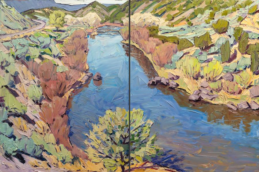 Jivan Lee, Spring #2 - Rio Grande