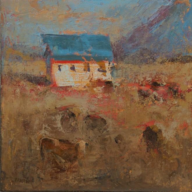 Mary Roberson, Ranch at Deer Creek