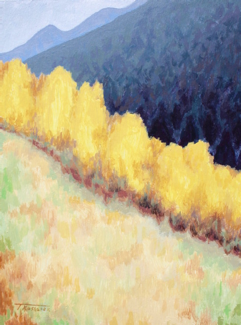 Todd Kosharek, Cache Creek Autumn