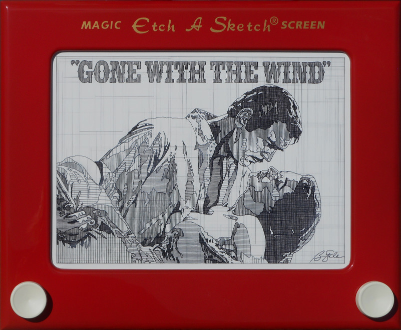 Ben Steele, Gone with the Etch