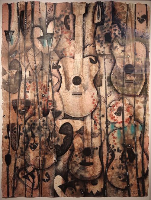 Tony Abeyta, Todas Las Guitarras (Que Nunca Deberías Haber Vendido)