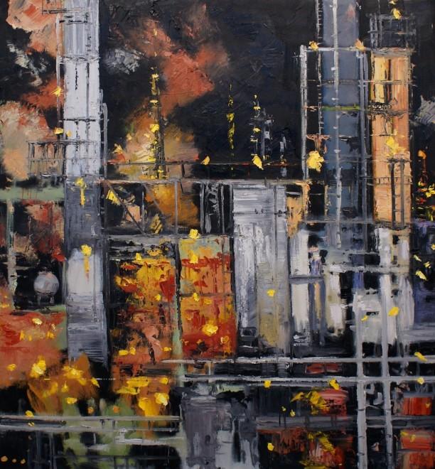 James Pringle Cook, Breakdown - Structure 1