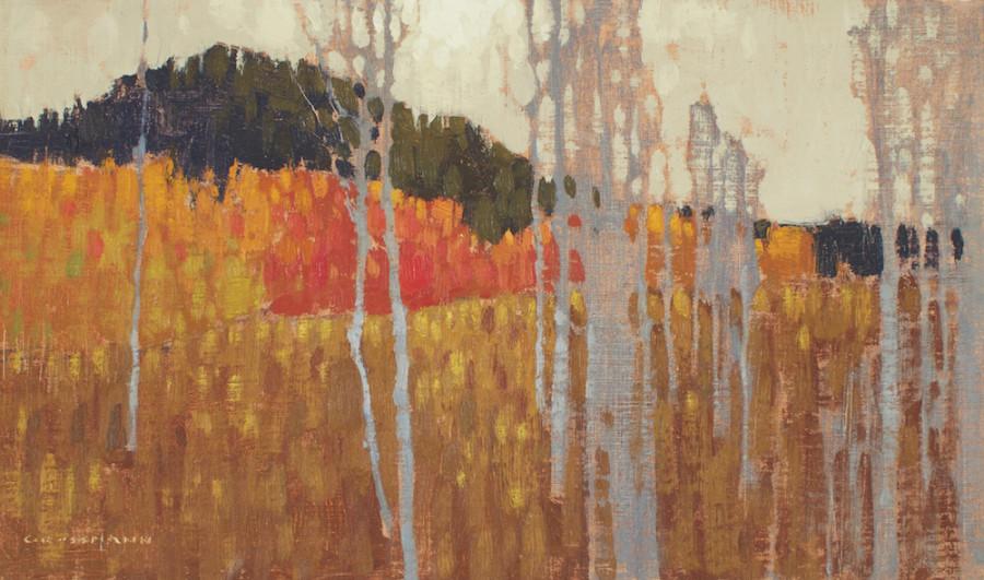 David Grossmann, Late Autumn Patterns