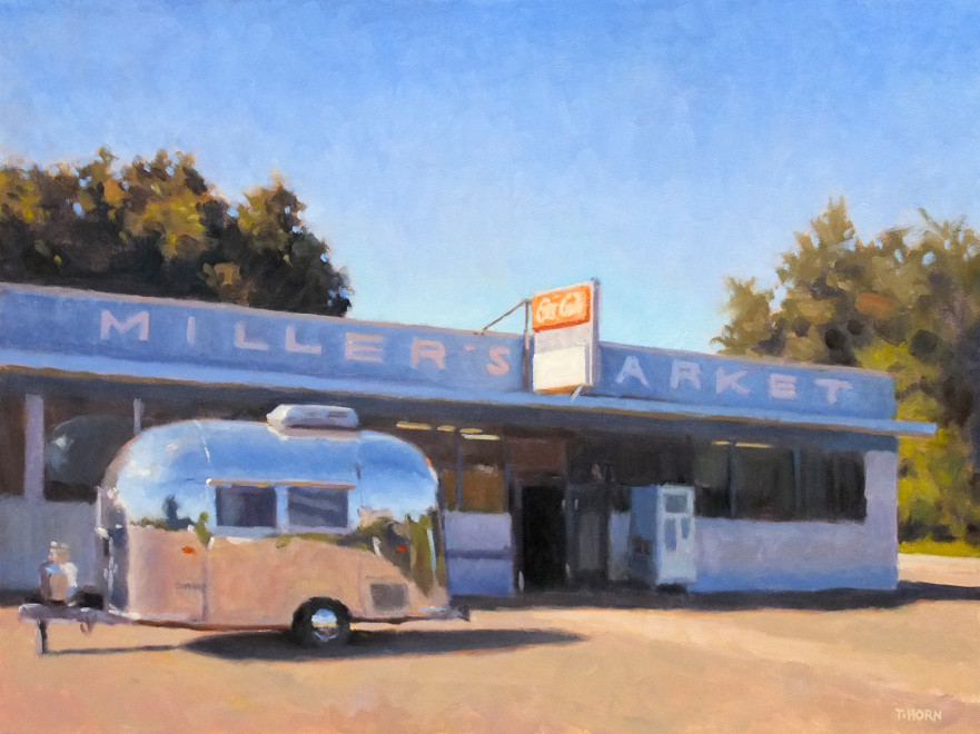 Timothy Horn, Miller's Market