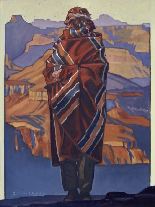Dennis Ziemienski, Elder at the Canyon