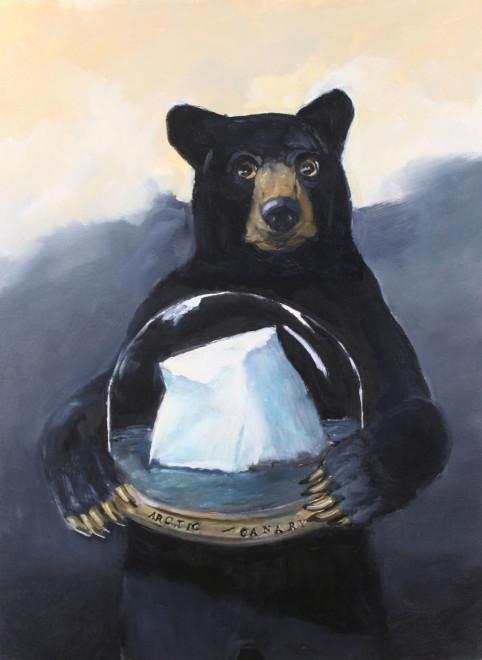 Robert McCauley, Arctic Canary