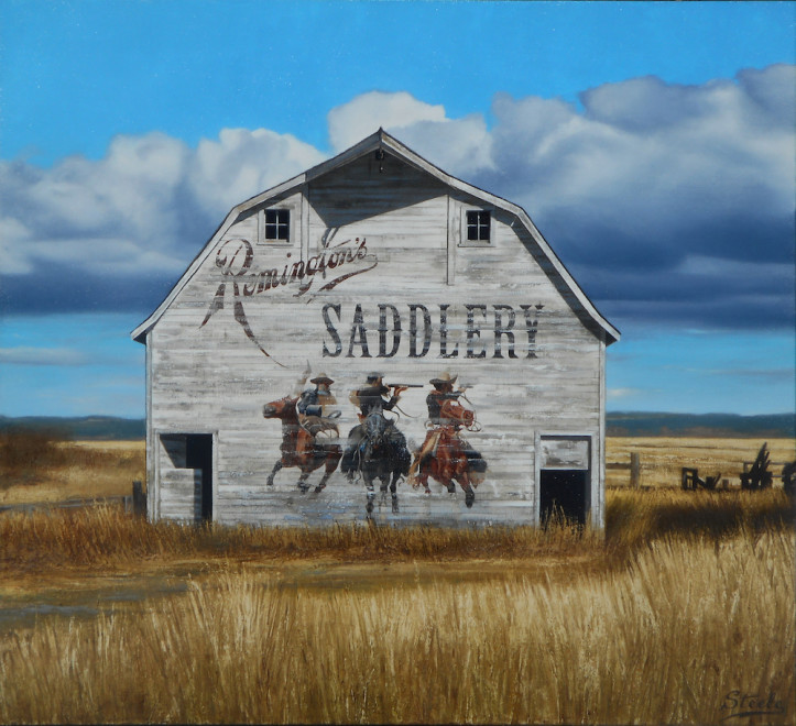 Ben Steele, Remington's Saddlery