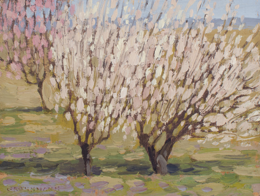 David Grossmann, Small Blooming Trees