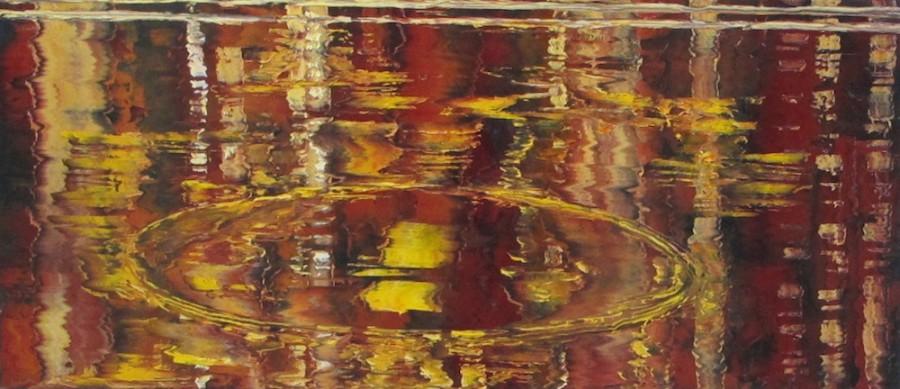 James Pringle Cook, Cottonwood Pool #1