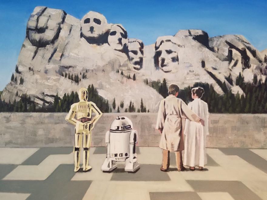Travis Walker, Rebel Vacation