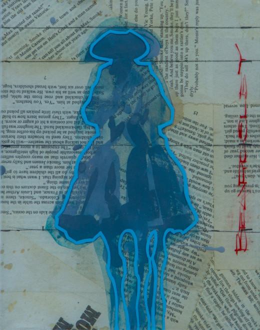 Duke Beardsley, Vaquero Pequeno Aquatico - Azul