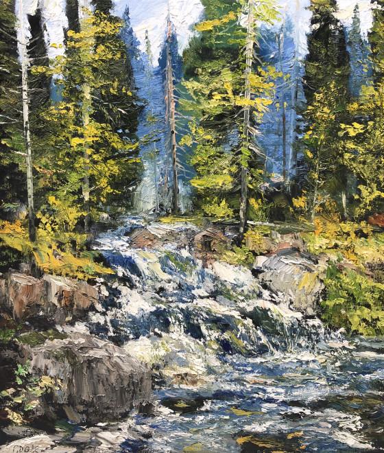 James Pringle Cook, Yellowstone Freshnet #1