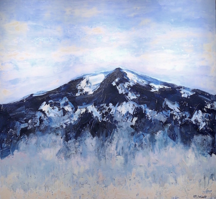 Theodore Waddell, Ruby Mountain #3