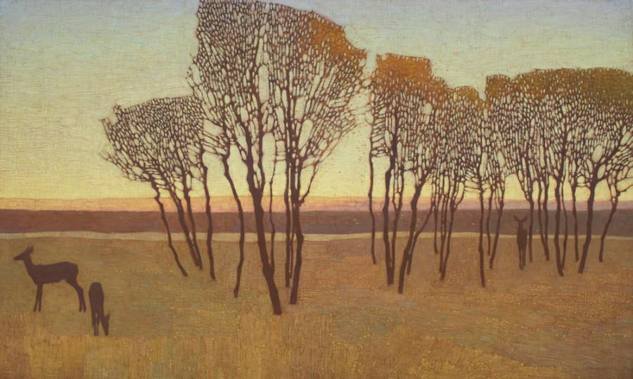 David Grossmann, Autumn Evening Encounters