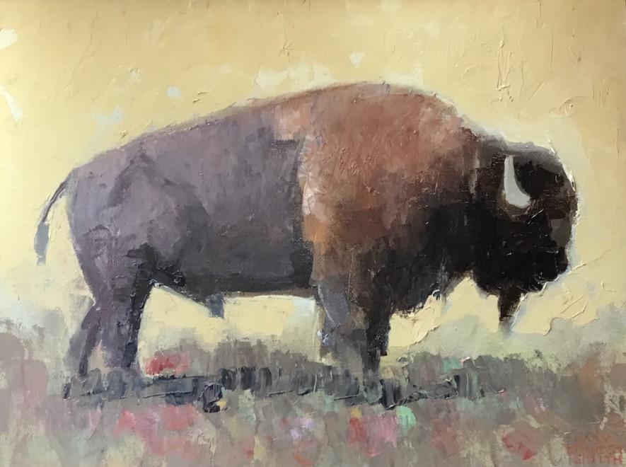 Gary Ernest Smith, Bison