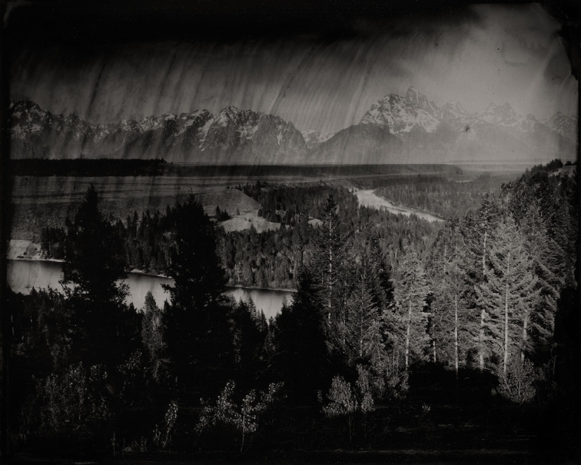 Eric Overton, Snake River Overlook #2, #1/5