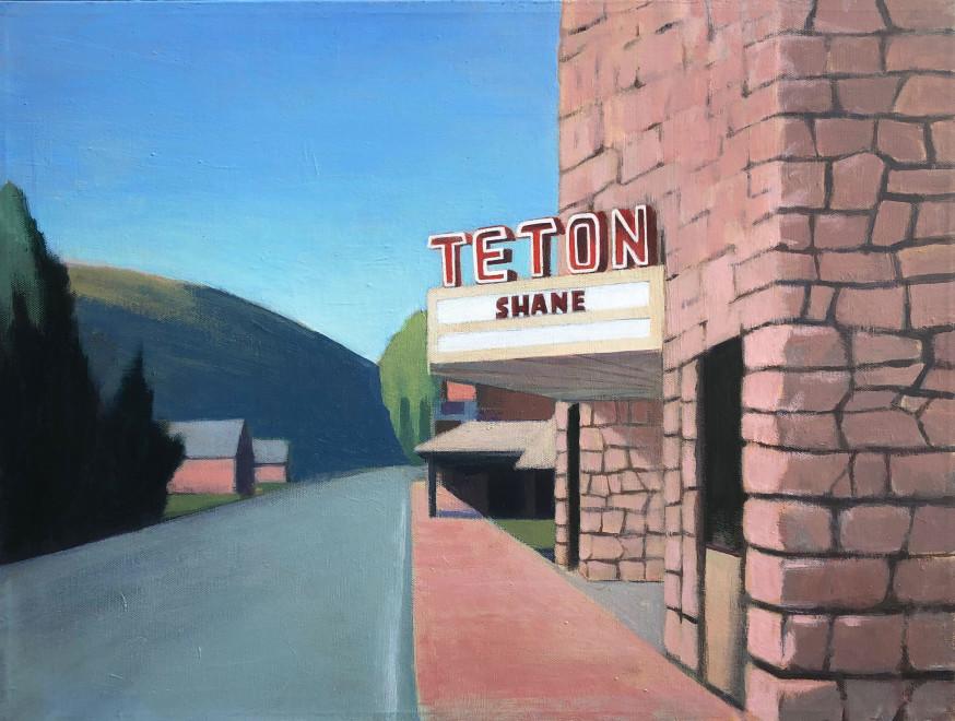 Travis Walker, Teton Theater (Shane)