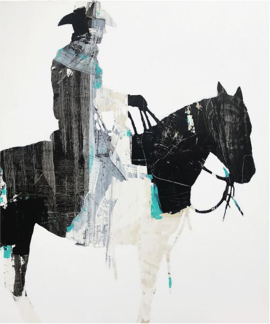 Kenneth Peloke, Gone Riding