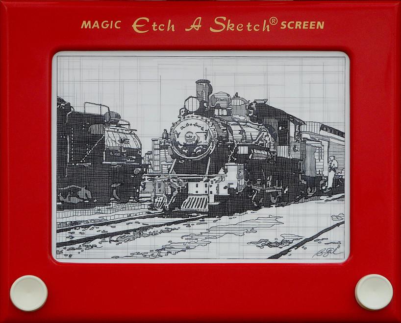Ben Steele, Rail Lines