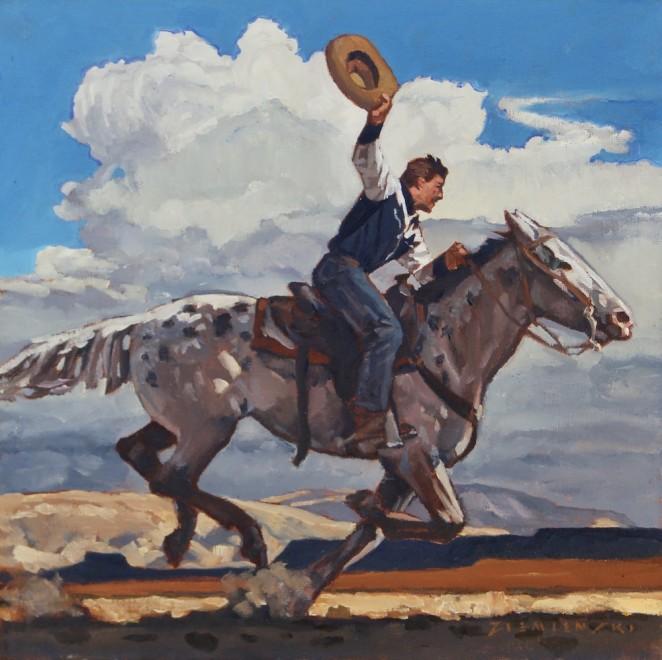 Dennis Ziemienski, Joy Ride