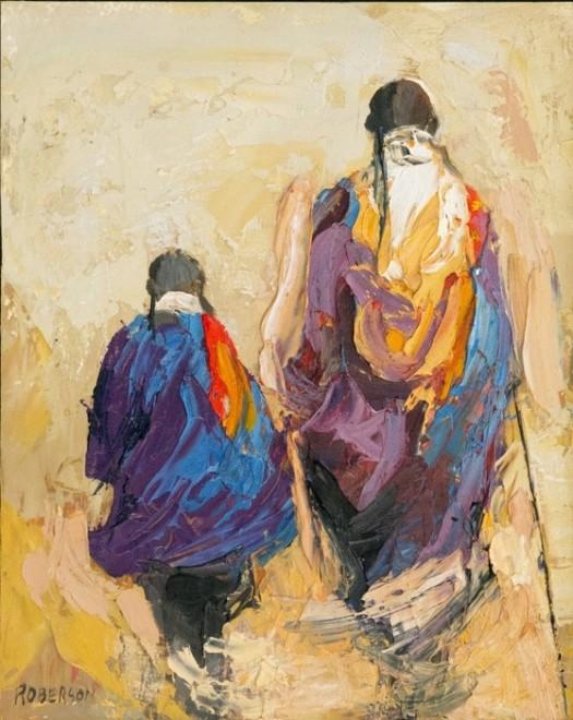 Mary Roberson, Big Brother Maasai