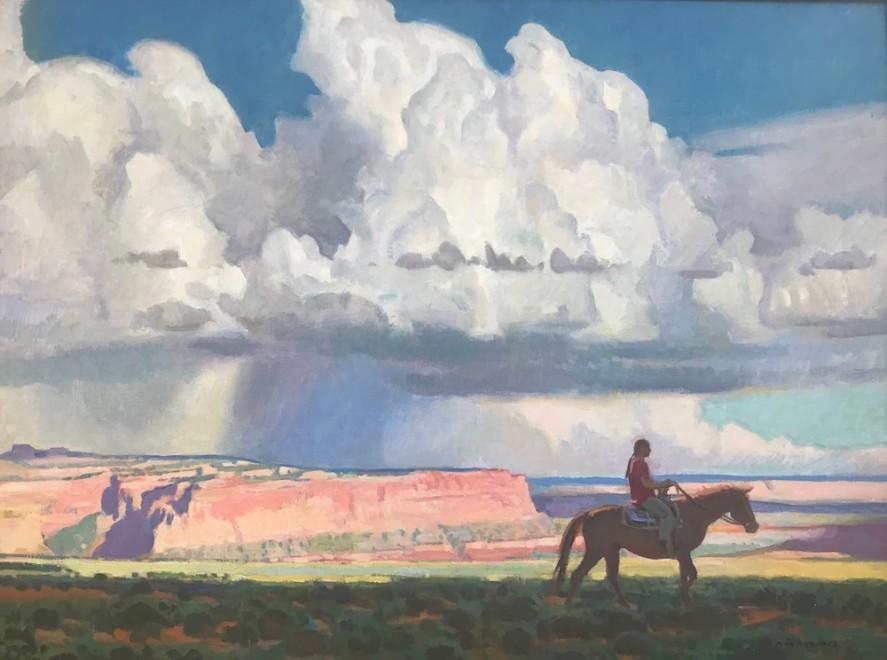 Ray Roberts, High Desert Rider