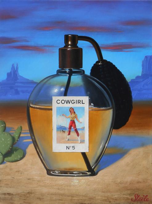 Ben Steele, Desert Cowgirl No. 5