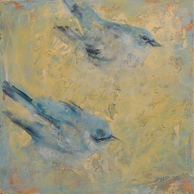 Mary Roberson, Cerulean