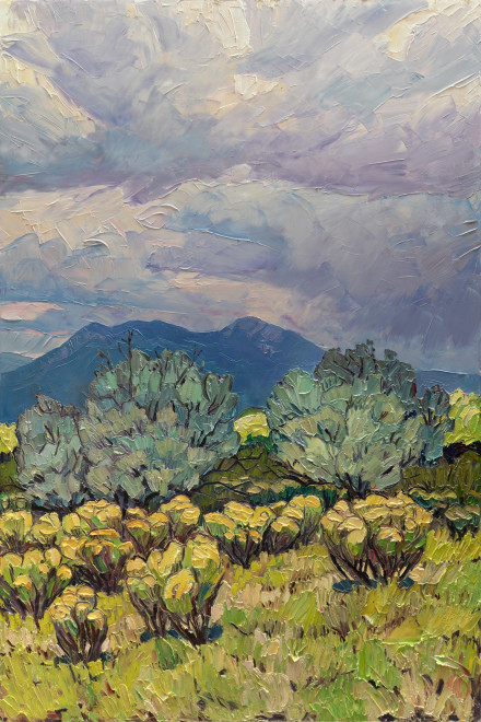 Jivan Lee, Stormy Day in Muted Light