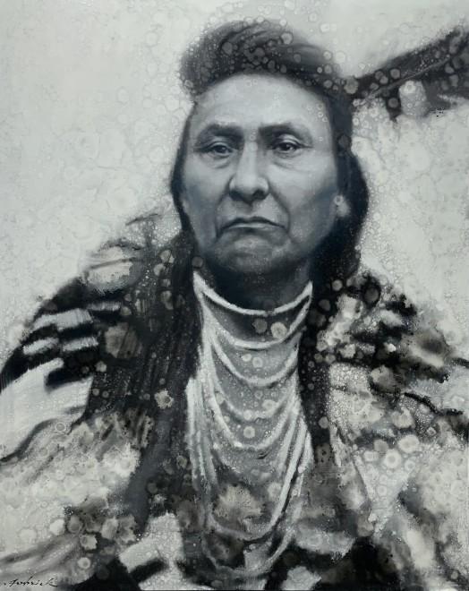 David Frederick Riley, Chief Joseph