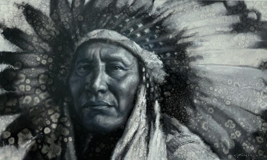 David Frederick Riley, Blackfoot