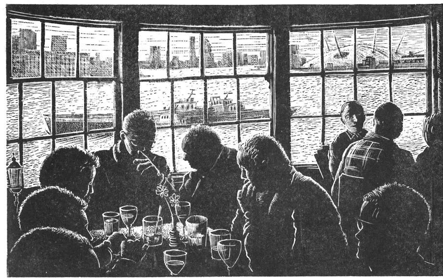 Greenwich Whitebait Supper