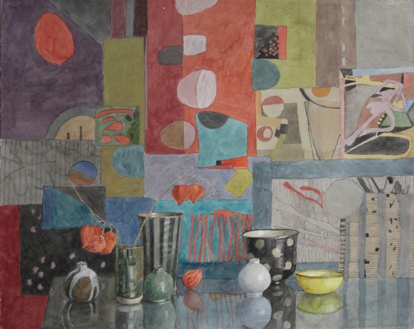 Colour Collage