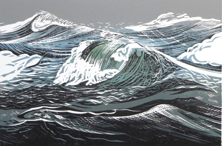 A Winter Sea