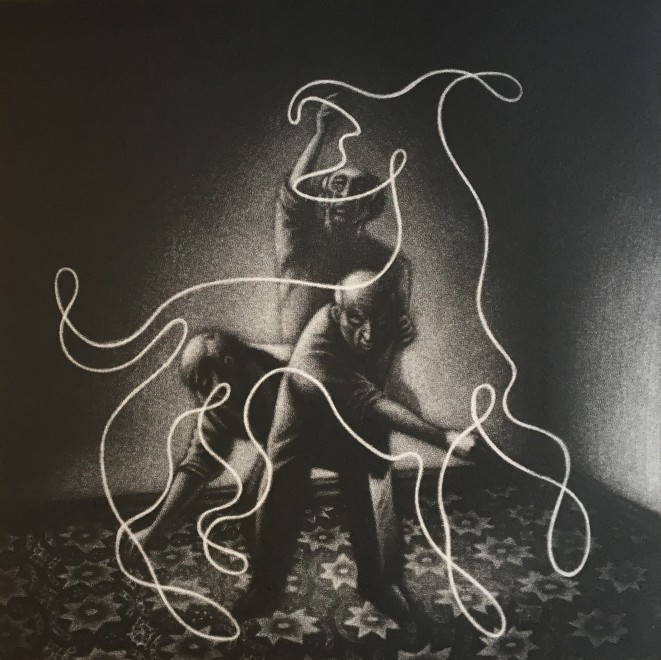 Picasso's dog II