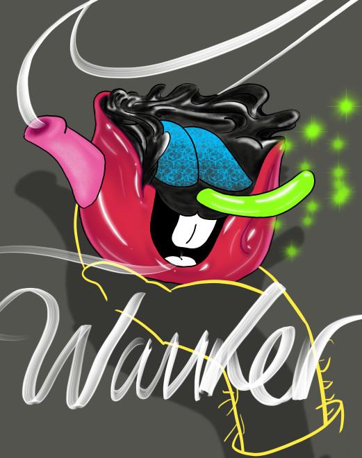 Joe Madeira, Pot Wanker, 2017