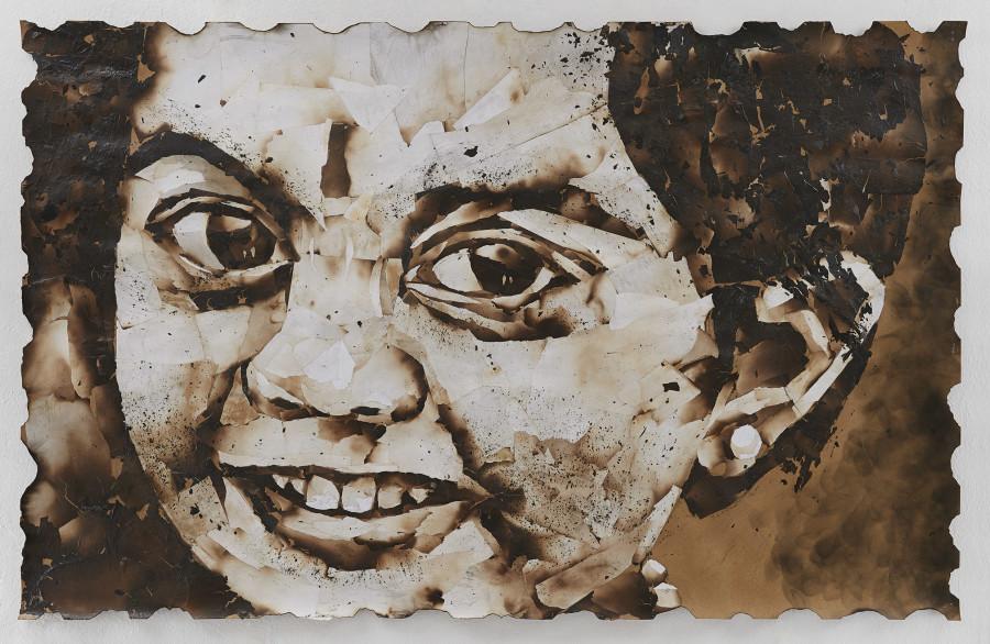 John Vusi Mfupi, The Sun Shines Bright, 2016