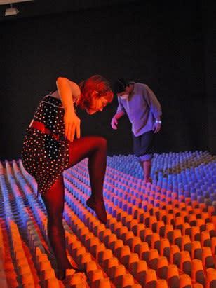 En la Arena Sabrosa, (performance images)