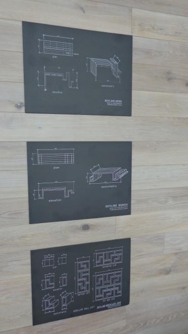 THE SKYLINE TABLE Siberian Floors