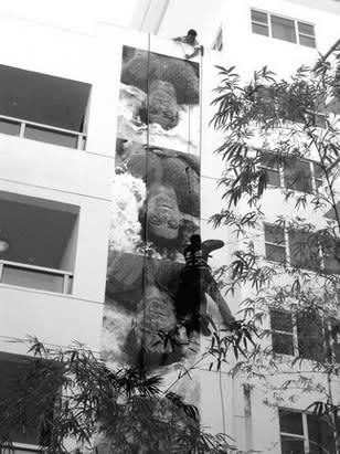 Daca Bagua, Assembling, 2001