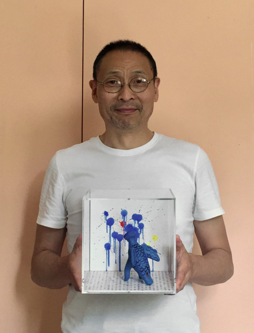 Blue Painter (The Father of Modern & Contemporary Art)