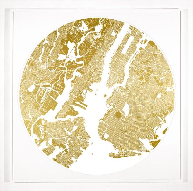 Ewan David Eason, Mappa Mundi New York, 2012