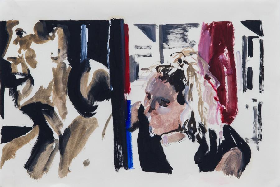 Eleanor Watson, Juliette study, 2017