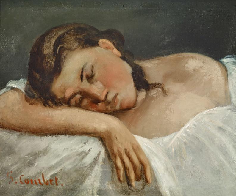 JEUNE FILLE DORMANT (YOUNG GIRL SLEEPING)