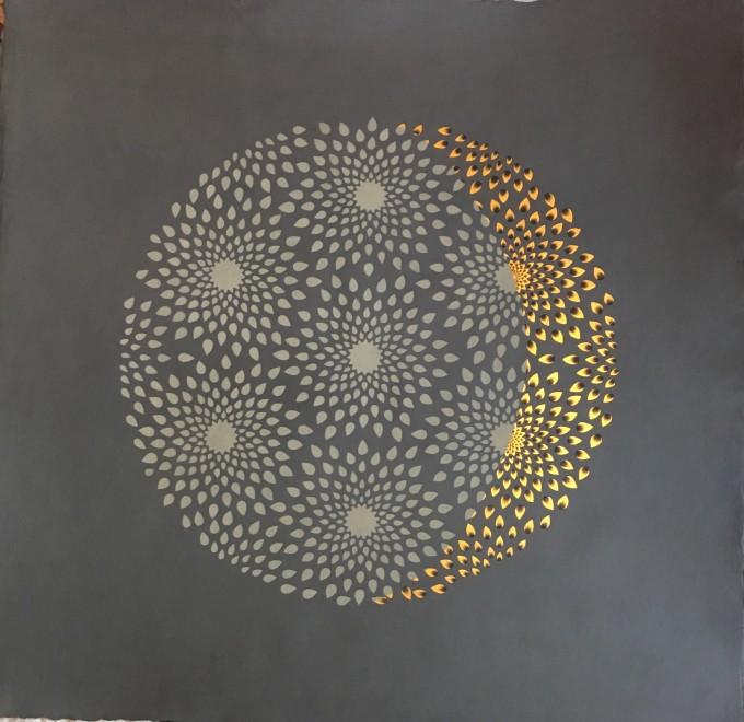 Olivia Fraser, New Moon, 2018