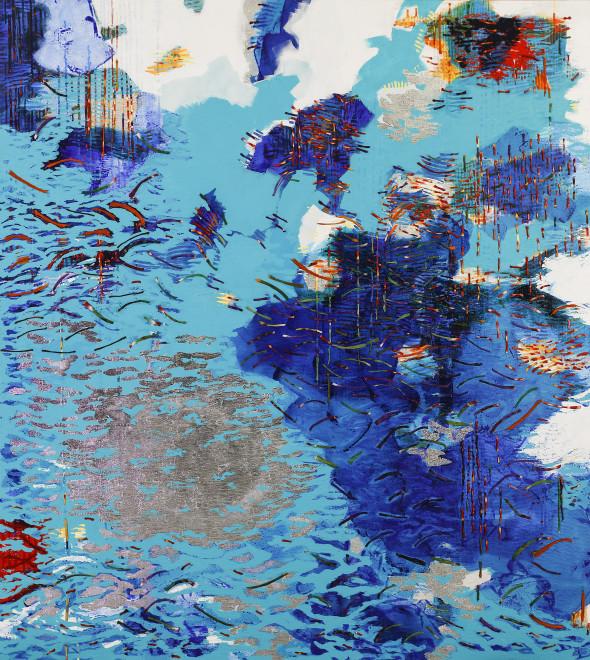 Angeli Sowani, Inner Weaves I, 2016